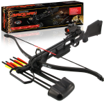 Anglo Arms Jaguar BLACK Crossbow Package - FREE TARGET!
